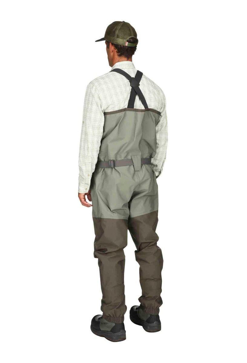 FREESTONE WADER – STOCKINGFOOT SMOKE