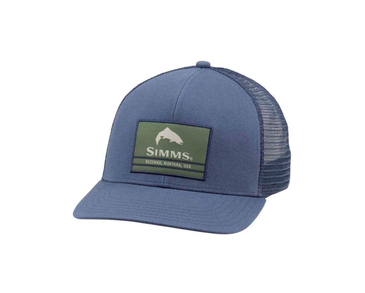 SIMMS ORIGINAL PATCH TRUCKER