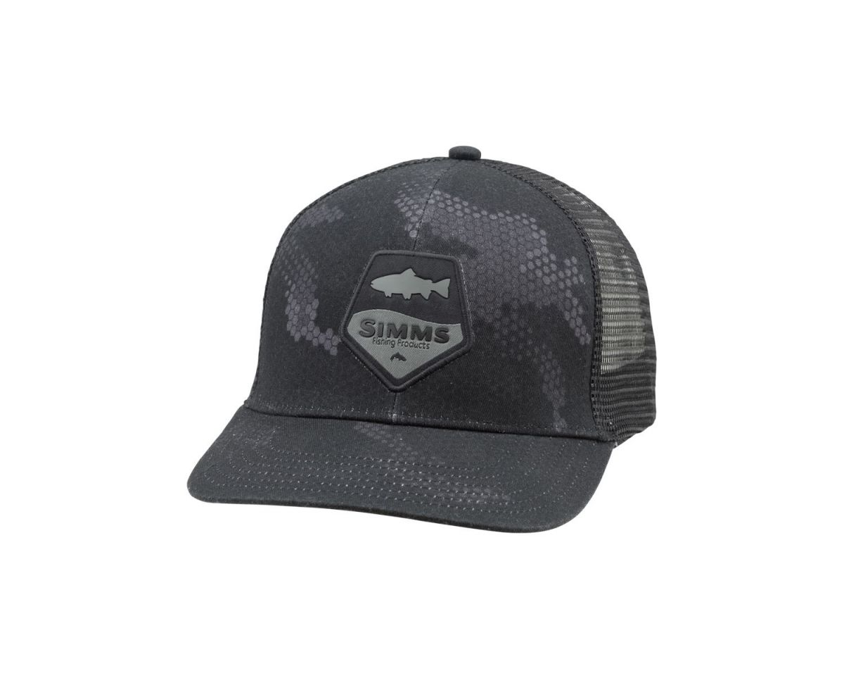 SIMMS ORIGINAL Trout Patch Trucker Hat