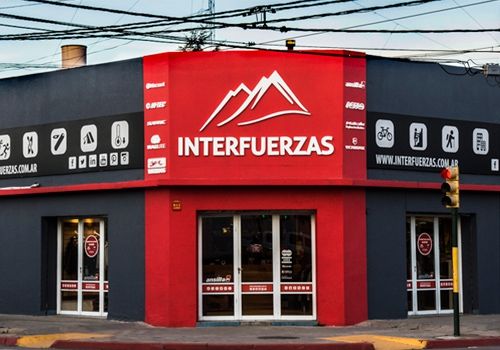 INTERFUERZAS | GENERAL PICO